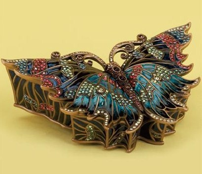 Allessandro Butterfly Box (Small)
