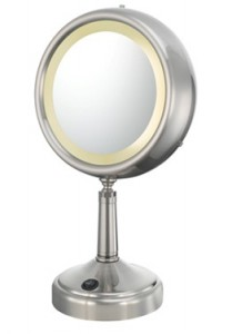 lighted vanity mirror kimball young