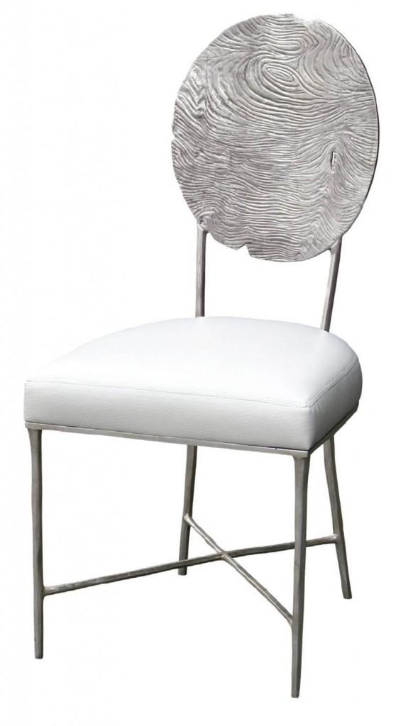 Ironies birch chair round back